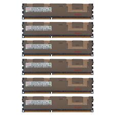 24GB Kit 6x 4GB HP Proliant DL320 DL360 DL370 DL380 ML330 ML350 G6 Memory Ram