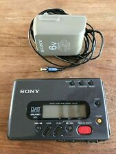 Perfect Working Vintage DAT-Recorder Sony TCD-D7