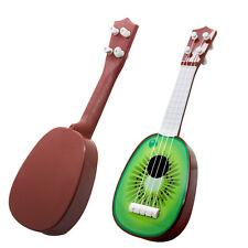 36cm Fruit Musical Guitar ukulele Instrument For Children Kids Educational Toys