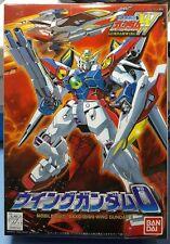 Gundam Wing Zero Action Figure Model Kit 1/144 XXXG 00W0