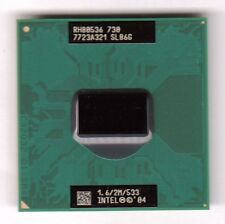 INTEL PENTIUM M 730 MOBILE 1.60GHZ 533FSB 2MB CACHE SOCKET 478 (TRAY) - NEW!