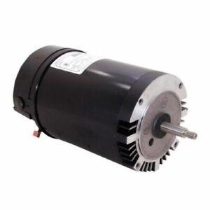 A.O. Smith SN1202 56J C-Face 2HP 208-230V Full Rate Pump Motor