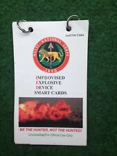 More details for multi national corps iraq - ied smart cards aide memoire