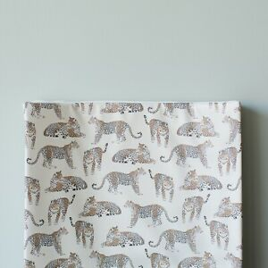 Baby Anti Roll Wedge Changing Mat Leopard Safari Nursery | The Little Bumble Co