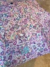 NWT Hello Kitty Tokidoki Umbrella Donutella Sanrio