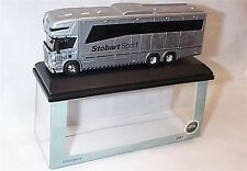 Scania Oakley Horse Box Ally Eddie Stobart Sport 1-76 Scale New in case