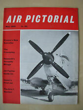 AIR PICTORIAL MAGAZINE MAY 1959 FRENCH NAVY BREGUET ALIZE