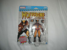 marvel legends vintage retro wolverine - moc 100% complete