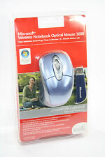 Microsoft Notebook Optical Mouse 3000 (BX3-00020)