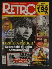 ELZBIETA DMOCH Rudolf Valentino,Marino Marini,Steve McQueen,John Lennon,Yoko Ono