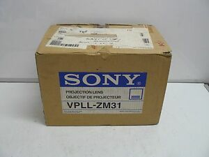 SONY VPLL-ZM31 PROJECTION LENS NEW