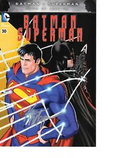 Batman/Superman #30 COLOR VARIANT signed by Kevin Maguire NM