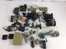 Nice Lot Of 1/6 Scale Dragon Military Equipment & Hardware For Figures