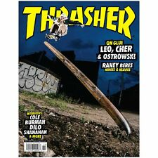 Thrasher Skateboard Magazine Issue November 2020