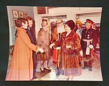 PRINCESS MARGARET COUNTESS OF SNOWDON QUEEN ELIZABETH SISTER ORIGINAL PHOTO 1977