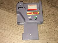 Game Genie Nintendo Game Boy Cleaned & Tested Authentic