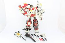 Transformers TFC Uranos Superion & Wings Of Kit (Not KO) Aerialbots