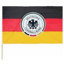 Deutschland Fanartikel Fahne Deutscher Fussball Bund Stockfahne 60x40 WM EM