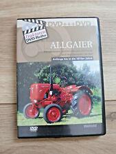 Allgaier - Weltbild Traktor DVD - Traktoren-Reihe - A22; A24; AP17; A12; A111;