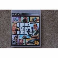 Grand Theft Auto V PS3 For PlayStation 3 Very Good