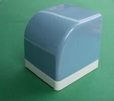 DDR Toilettenpapierhalter blau weiß Toilettenpapierspender Klopapierhalter