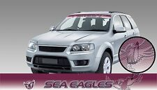 62591 MANLY SEA EAGLES COLOUR VISOR BLOCK OUT DECAL NRL CAR STICKER ITAG