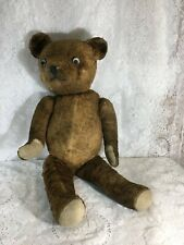 Antique Teddy Bear 22 Inches Tall with Movable Arms and Legs