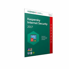 Kaspersky Internet Security 2017 3 Devices 1 Year