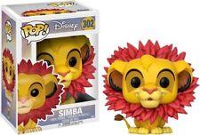Funko Pop Disney Lion King Simba (RedLeaf Mane) 302 Pop Vinyl  in-stock