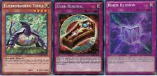 Yu-gi-oh! Yugi's Gadget Deck Replica 45 Card Deck YGLD NM 1st Ed 3 Secret Rares
