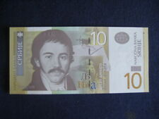 SERBIA 2006 ISSUE - 10 DINARA P46 - DATED 2006 - MULTIBUY OFFER - UNCIRCULATED