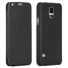 Case-mate Slim Folio Estuche Para Samsung Galaxy S5/Galaxy S5 Neo-Negro