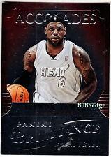 LeBron James Miami Heat Basketball Trading Cards