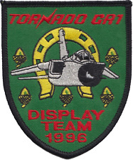 Tri-national Tornado Training Establishment TTTE Display 1996 Embroidered Patch