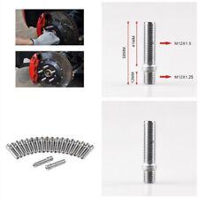 58MM M12x1.25 to M12x1.5 Extend Wheel Tire Stud Conversion Tall Lug Bolts Screw