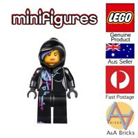 Genuine LEGO® Minifigure - Wyldstyle with Hood - LEGO MOVIE - Limited Edition