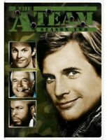 A-Team - The A-Team: Season Two [New DVD] Boxed Set, Repackaged, Snap