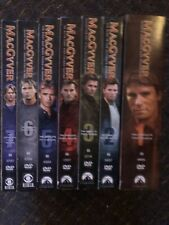 macgyver complete series dvd