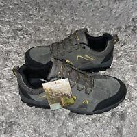 Bearpaw Trail Low Leather Shoe - Men's Hiking sz 12