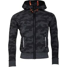 Superdry Sport collection Mens Gym Tech Zip Hoody - Size XL
