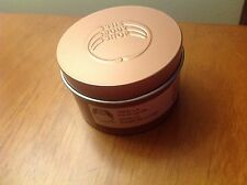 Body Shop Vanilla Travel Candle BN in Tin DISCONTINUED HTF item!!!