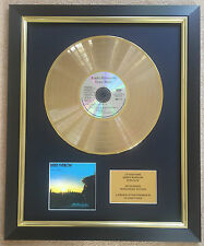 Barry Manilow / Ltd Edition CD Gold Disc / Record / Even Now