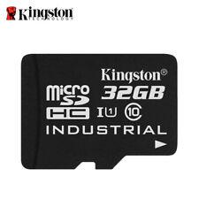Kingston Industrial Qualität 32GB Micro SD SDHC UHS-I Klasse 10 Speicherkarte