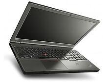 "Lenovo ThinkPad T540p, i7 4700 2.4 GHz, 16GB, 512GB SSD, Nvidia GT 730M 15"" 3K"