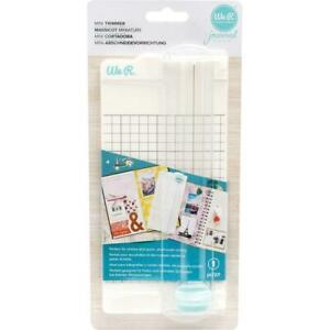 """We R Memory Keepers Journal Mini Paper Photo Planner Trimmer 7.25""""X3.25"""""""