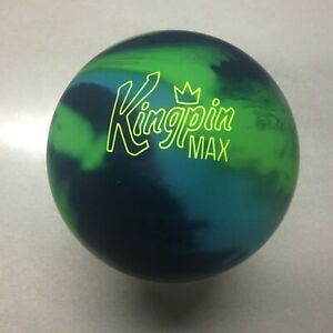 BRUNSWICK Kingpin Max PRO CG BOWLING ball 14 lbs   BRAND NEW IN BOX!!!   #155