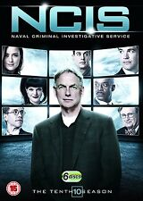 NCIS - Season 10 [DVD] Complete Tenth Series Box Set DVD BRAND NEW REGION 2
