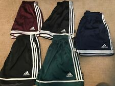 Lot of Adidas Satin, Nylon Vintage Soccer shorts  Adidas Vigo super rare