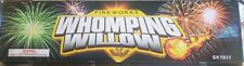 """WHOMPING WILLOW 3"""" BALL  FIREWORKS ROCKET LABELS"""