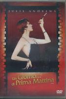 UN GIORNO DI PRIMA MATTINA Julie Andrews DVD nuovo